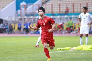 'Đại thắng' Pakistan, Olympic Việt Nam giành 3 điểm đầu tay tại ASIAD 18