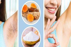 5 cách tẩy lông nách không cần dùng nhíp hay dao cạo giúp làn da dưới cánh tay mịn màng hơn