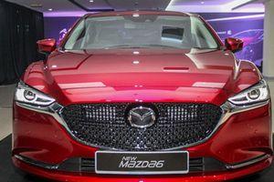 Mazda6 bản nâng cấp 2018 sắp về Việt Nam có gì hot?