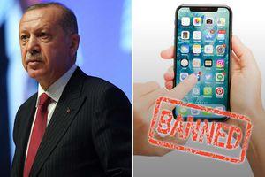 Apple sắp bị tẩy chay tại Thổ Nhĩ Kỳ?