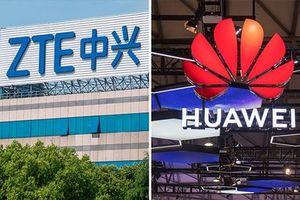 Sản phẩm của Huawei, ZTE sẽ bị 'cấm cửa' vào Chính phủ Mỹ