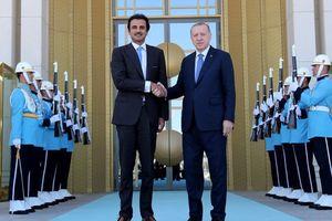 Qatar 'trả ơn', cam kết đầu tư 15 tỉ USD vào Thổ Nhĩ Kỳ