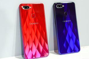 Oppo ra mắt smartphone F9 hỗ trợ sạc siêu tốc