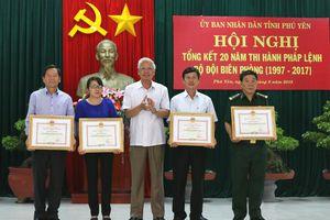 Những kết quả ấn tượng qua 20 năm thi hành Pháp lệnh BĐBP ở Phú Yên