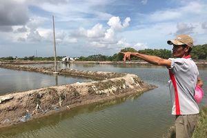Dừng phân lô bán nền dự án 'vẽ' trên đất ruộng muối