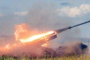 'Hổ Syria' vươn mình quét sạch IS nhờ vũ khí siêu mạnh Nga điều sang