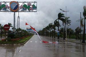 Bão số 4: Đang tiến vào Quảng Ninh, diễn biến phức tạp
