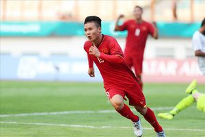 Quang Hải và U23 Việt Nam đặt mục tiêu gì trước U23 Nhật Bản?