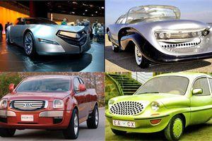 Điểm mặt những mẫu xe concept xấu nhất quả đất