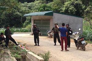 'Thủ phủ ma túy' Lóng Luông: Vẫn đóng chốt, tuần tra hằng ngày