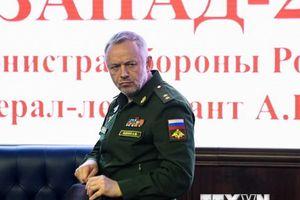Nga và Myanmar tăng cường hợp tác phát triển về quân sự