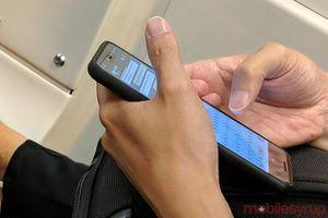 Xuất hiện 'thiết bị lạ', nghi là điện thoại Google Pixel 3 XL