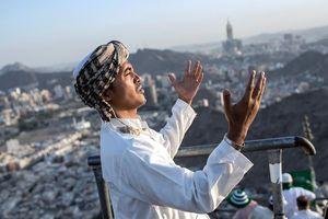 Hơn 1,6 triệu tín đồ Hồi giáo tới Saudi Arabia trong mùa hành hương