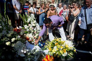 Xứ Catalan kỷ niệm 1 năm vụ khủng bố đẫm máu