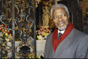 Kofi Annan - Con người của hòa bình