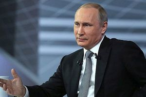 Tổng thống Nga: Cần làm mọi thứ để đưa người tị nạn Syria về nước