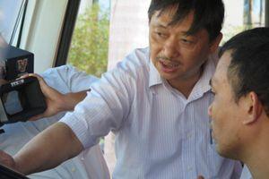 Đà Nẵng lắp camera giám sát trên xe vận chuyển khách du lịch