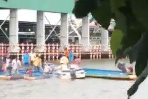 Cà Mau: Đò dọc bị tai nạn, 1 người tử vong