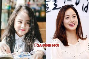 Hot girl nhí Hà Thành sở hữu gương mặt xinh đẹp tựa ngọc nữ 'Kim Tae Hee'