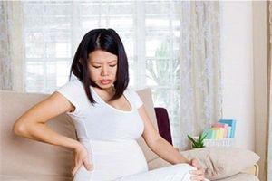 Bị táo bón khi mang thai có nguy hiểm không?