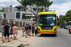 Đà Nẵng: Lắp đặt camera trên xe ô tô vận chuyển khách du lịch