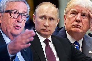 Mỹ đặt dấu chấm hết gỡ trừng phạt Nga