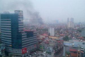 Hy hữu: Cháy nhà giữa trưa, chết 30 con chó ở Hà Nội