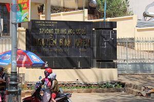 Phó Hiệu trưởng trường THCS bị bắt vì tham ô tài sản
