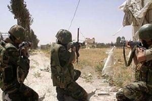 Được không quân yểm trợ, quân đội Syria khiến IS choáng váng ở Homs
