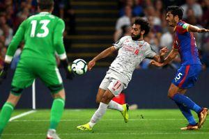 Crystal Palace 0-2 Liverpool: Đẳng cấp lên tiếng