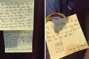 Cô gái mang mì tôm, xúc xích để xin pass wifi nhà hàng xóm khiến dân mạng 'cười như nắc nẻ'
