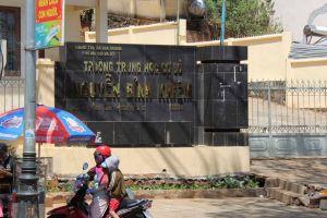 Bắt nữ phó hiệu trưởng tham ô hơn 170 triệu đồng ở Đắk Nông