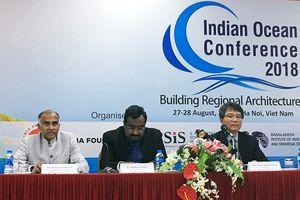 Hội thảo Ấn Độ Dương lần thứ 3: 'Xây dựng cấu trúc khu vực'