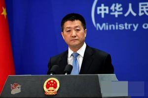 Lời đáp của Trung Quốc về chuyến thăm Triều Tiên của ông Tập Cận Bình