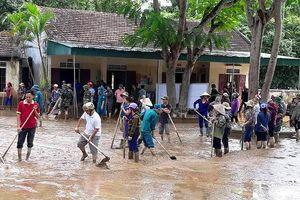 Nghệ An xin trung ương hỗ trợ 350 tỉ đồng khắc phục thiệt hại bão số 4
