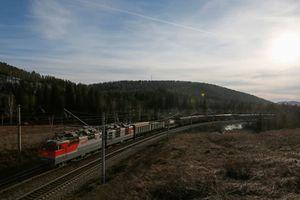 Nhật, Nga 'bắt tay' phát triển vận tải hàng hóa qua đường sắt