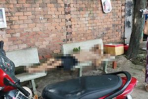 Bỏ nhà đi lang thang, người đàn ông được phát hiện chết trên ghế đá