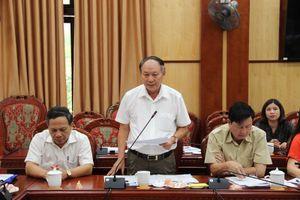 Hội đồng Thi đua - Khen thưởng tỉnh họp phiên họp thường kỳ lần thứ II năm 2018