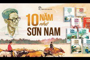 Nhiều tựa sách nổi tiếng của Nhà văn Sơn Nam được tái bản