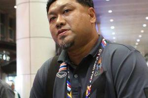 Thành tích tệ hại, HLV Olympic Thái Lan vẫn quyết bám ghế