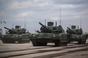 Nga đặt hàng siêu tăng mang pháo lớn nhất thế giới