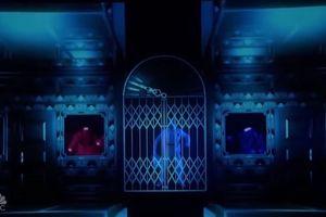 Sửng sốt với màn nghệ thuật 'thực tế ảo' thời 'công nghệ 4.0'