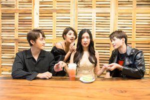 Thúy Vân – Đình Quân: Cặp đôi mới của điện ảnh Việt