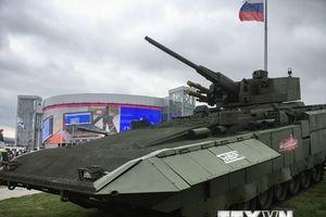 Nga phô trương nhiều khí tài quân sự tối tân ở Army-2018