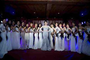 Nữ hoàng Thương hiệu mỹ phẩm Nguyễn Thị Huyền Minh lộng lẫy, rạng ngời tại du thuyền Elisa