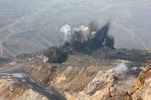 Nổ mìn khiến 4 người thương vong ở Cao Bằng