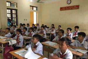 Các huyện ngoại thành Hà Nội khắc phục khó khăn đón năm học mới