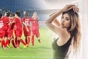 Người mẫu Thiếu Lan tin nữ Việt Nam đánh bại Đài Loan