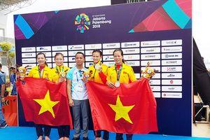Thể thao Việt Nam giải tỏa cơn khát 'vàng'