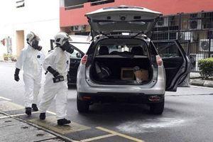 Malaysia lập lực lượng đặc nhiệm tìm thiết bị phóng xạ mất cắp